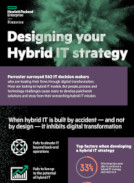 Hybrid It Strategy Infographic
