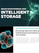 Unlock your data potential with Intelligent Storage