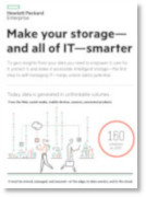 Make your Storage and all of IT smarter