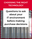 IT Purchases Checklist